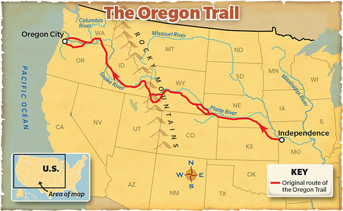 Remembering the Oregon Trail