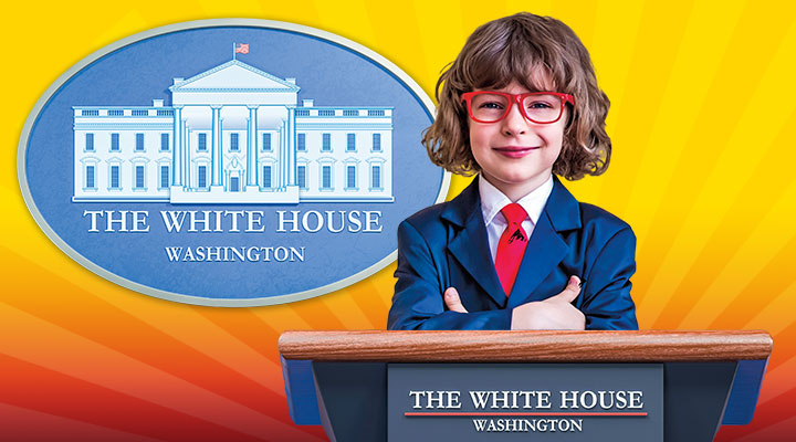 Can A Kid Be President